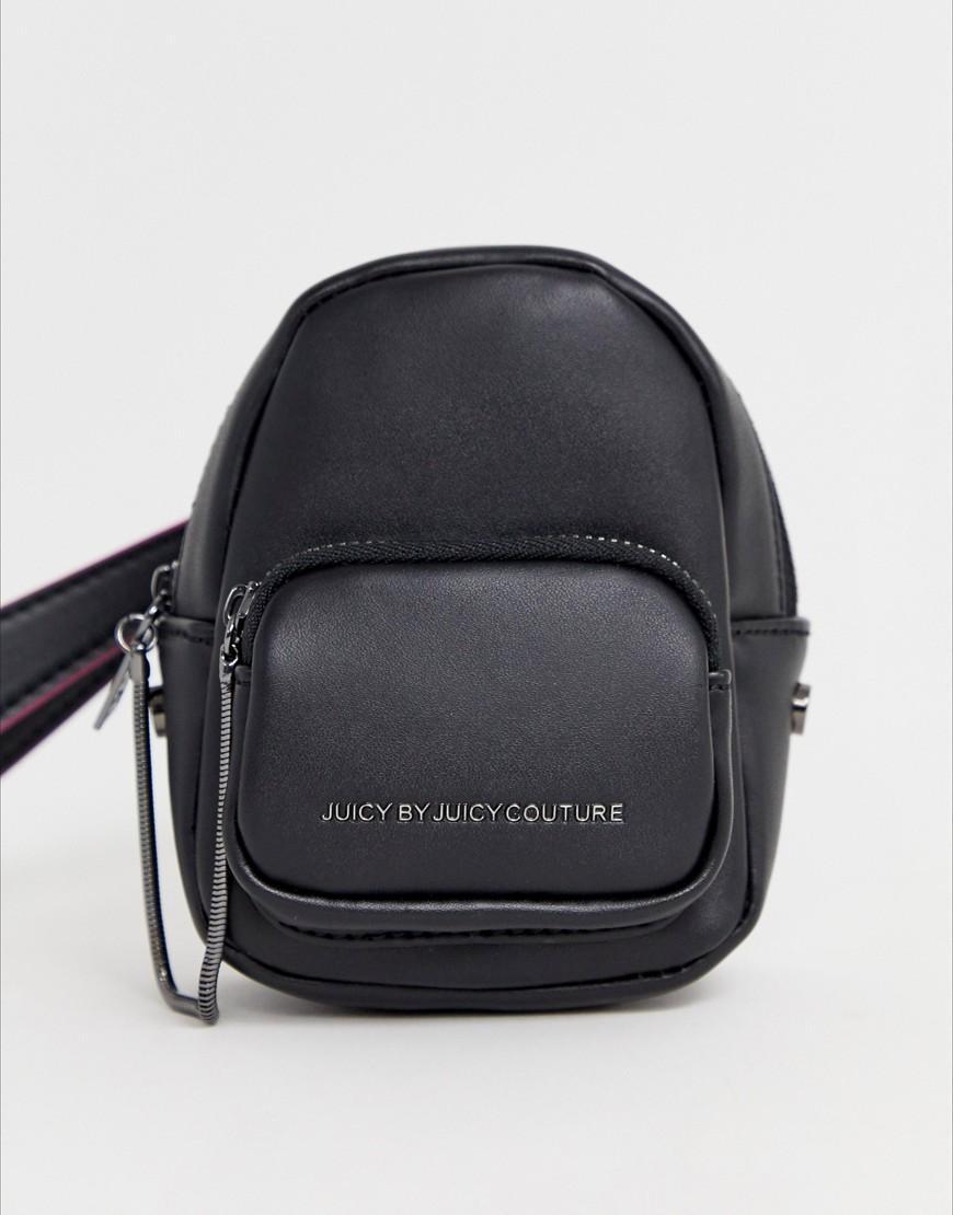 f5a24b931d Mini sac dos Juicy Couture en coloris Noir - Lyst