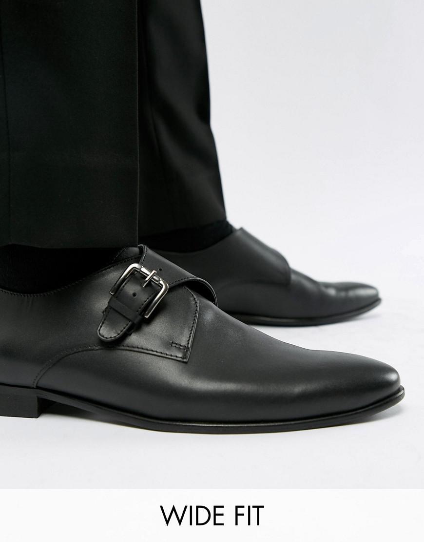 4e1fa392a97 KG by Kurt Geiger. Men s Kg By Kurt Geiger Wide Fit Single Monk Shoes ...