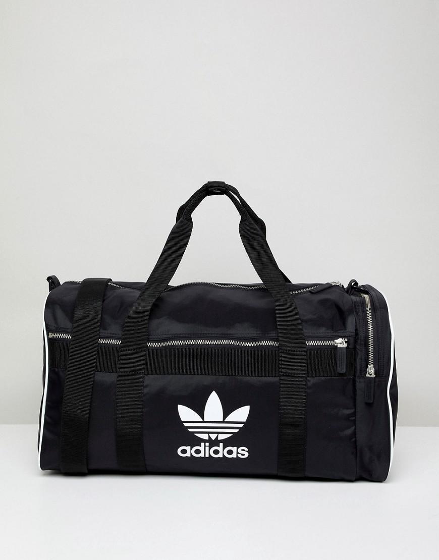 Adidas Originals Adicolor Duffle Bag In Black Cw0618 For Case Iphone X Gallery