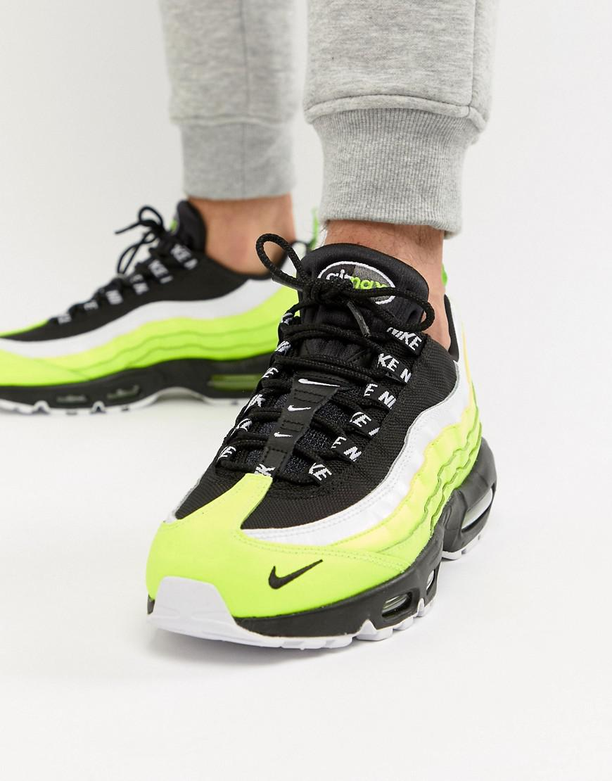 finest selection 79ac0 2150a Nike. Mens Air Max 95 Premium Trainers ...