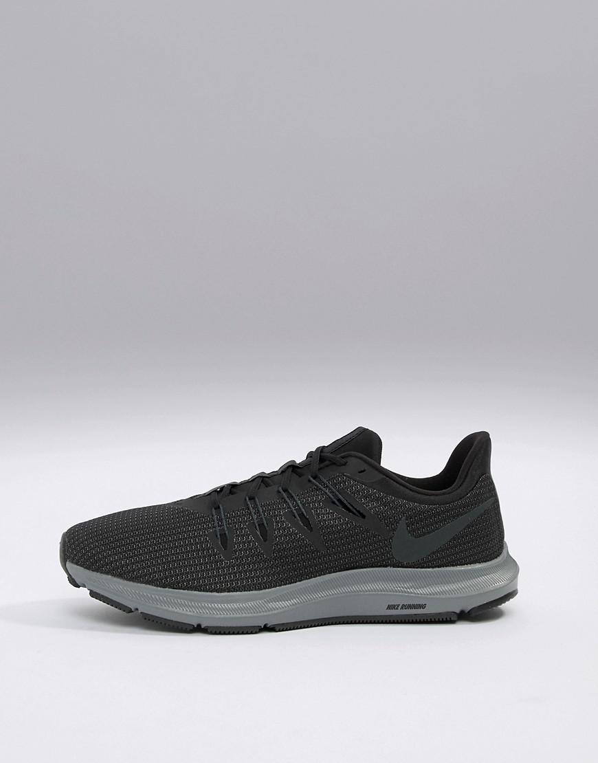 ... good service 4441d 9678d Nike - Quest Trainers In Black Aa7403-002 for  Men ... 5d791c44a
