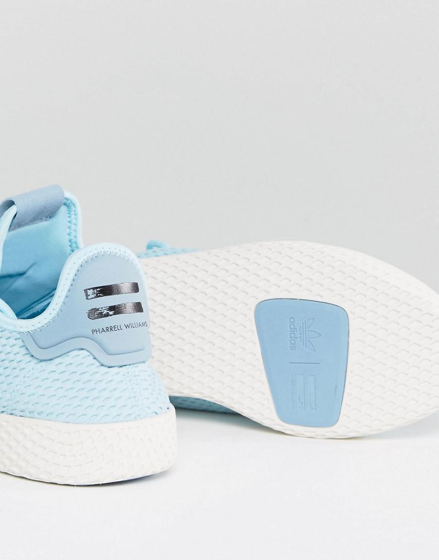 941859203c6be Lyst - adidas Originals X Pharrell Williams Tennis Hu Trainers In ...