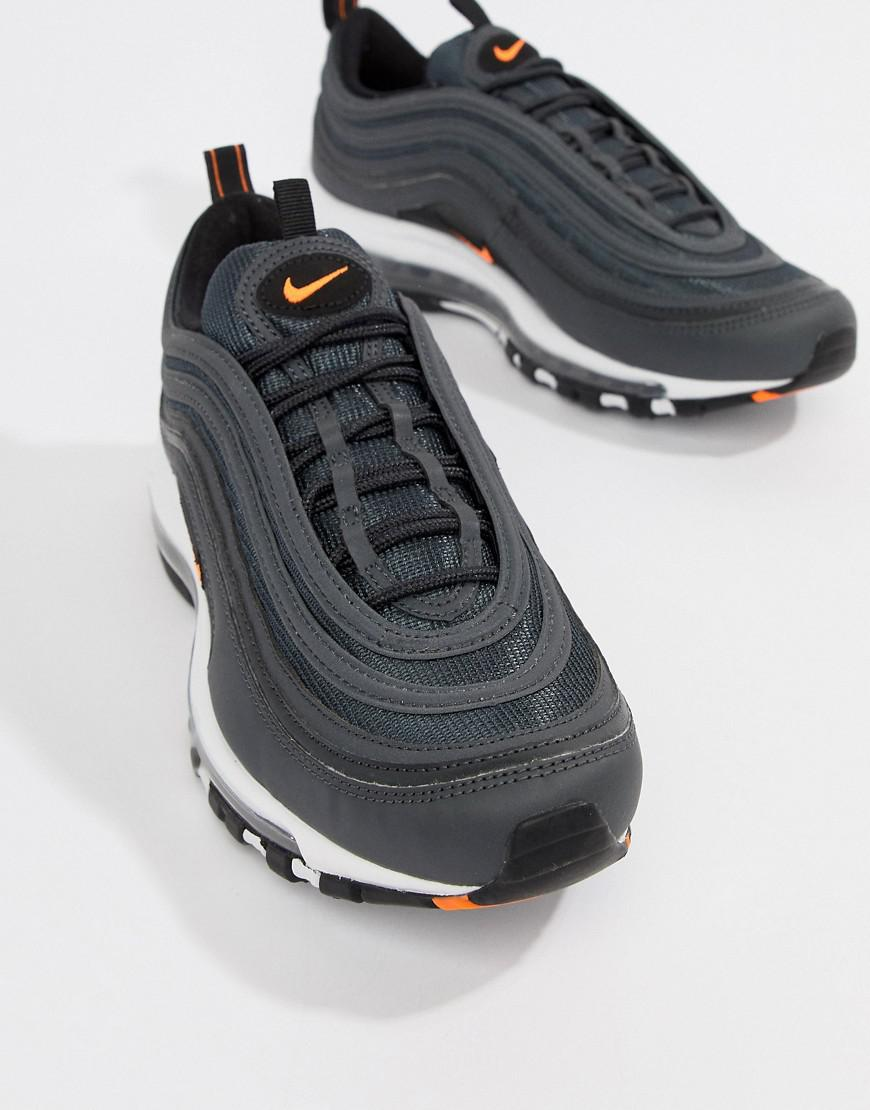 quality design b7c79 15671 Nike Air Max 97 Trainers In Grey Aq7331-002 in Gray for Men - Lyst