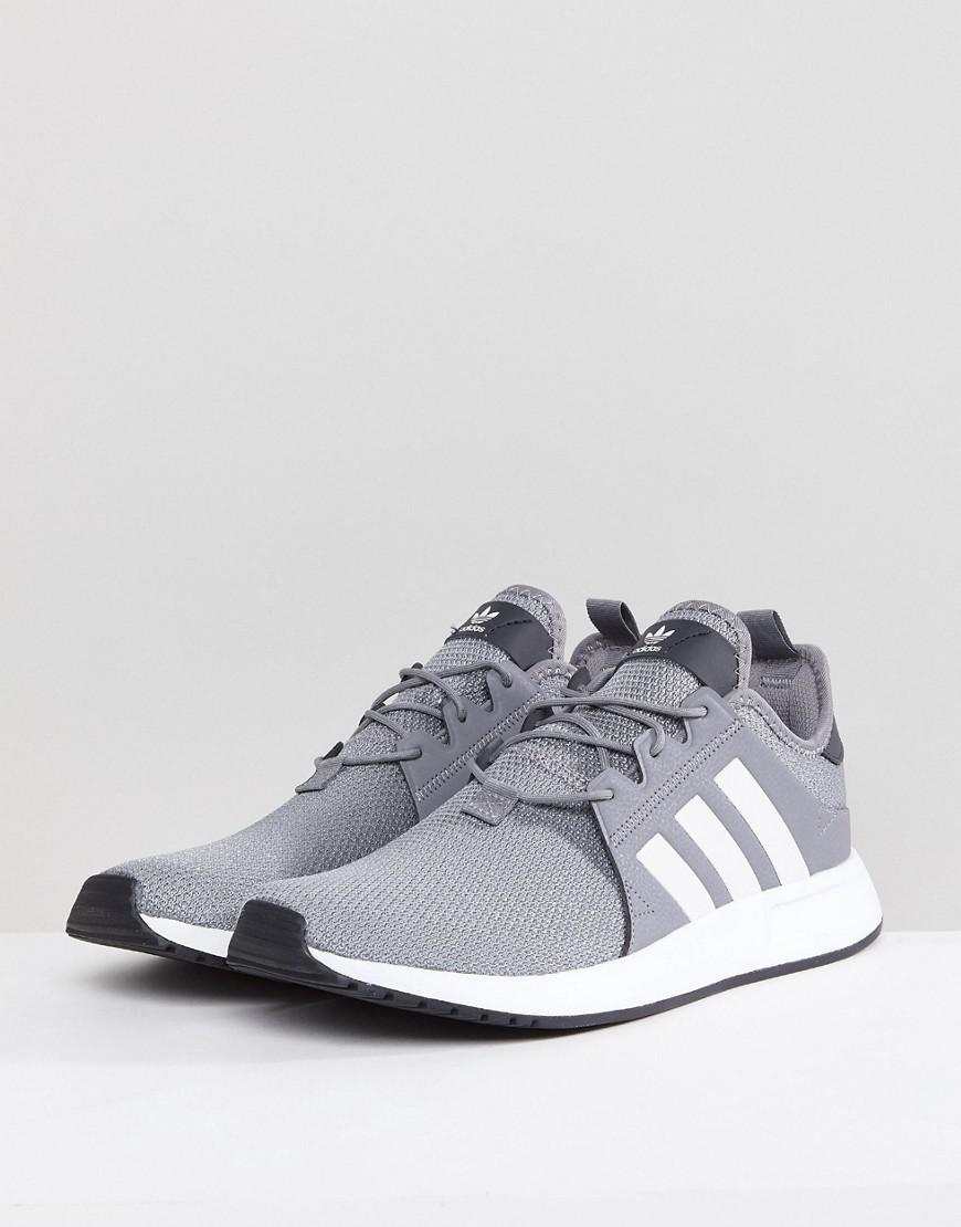 adidas Originals X Plr Trainers In Grey Cq2408 in Gray for Men - Lyst d01f3f61d