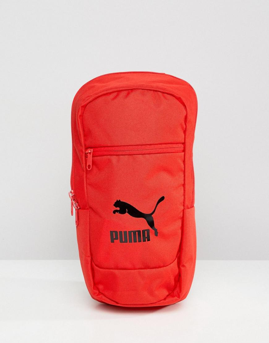 56230a3007 Lyst - PUMA Cross Body Bag In Red Exclusive At Asos in Red for Men
