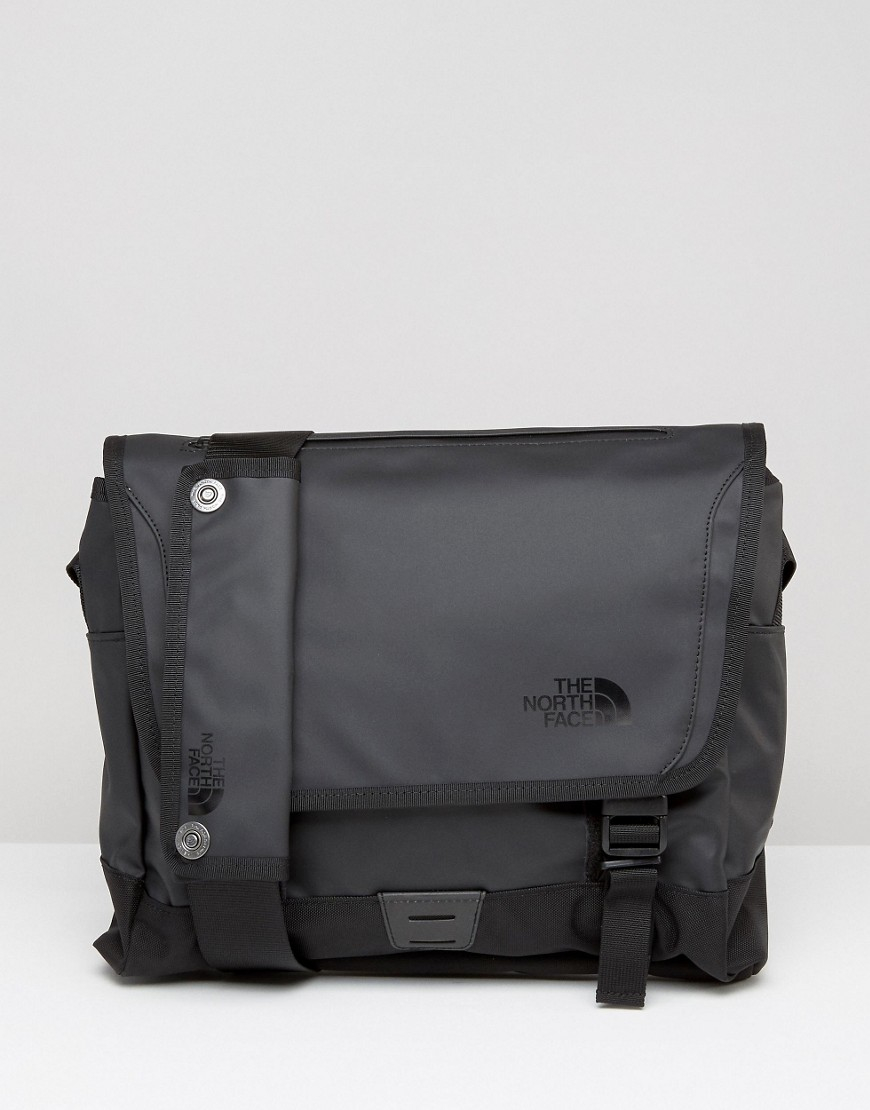 lyst the north face base camp messenger bag in small in. Black Bedroom Furniture Sets. Home Design Ideas