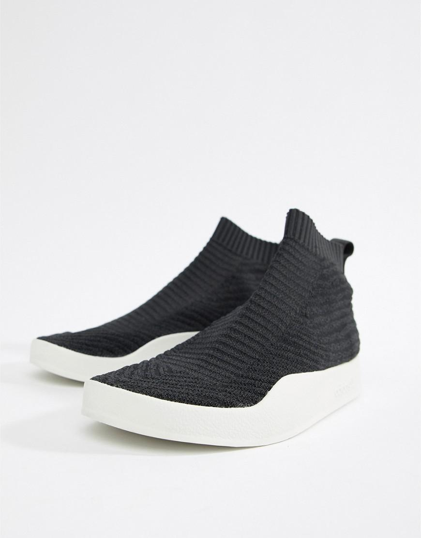 adidas Adilette Primeknit Sock Summer Sneakers In CQ3102