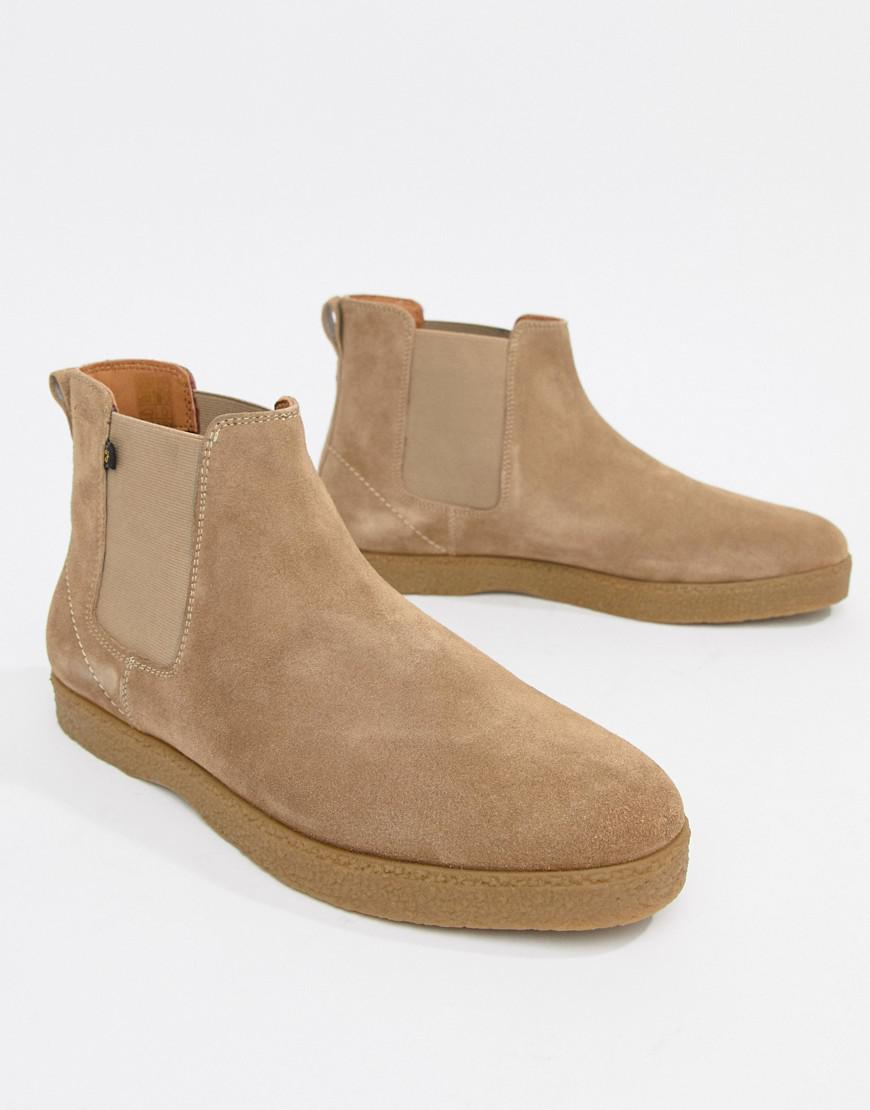 Farah Sonny Suede Chelsea Boots free shipping discounts S65R65
