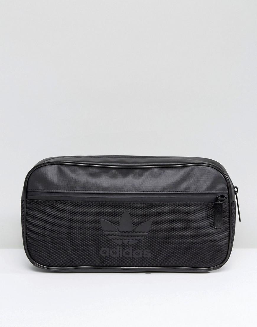 c02dbfffe98 adidas Originals Cross Body Bag In Black Bk6836 in Black for Men - Lyst