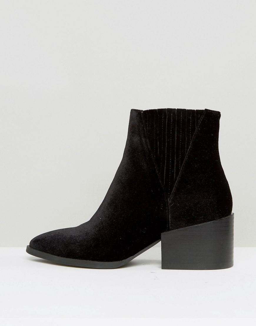 ASOS RASCONI Pointed Chelsea Boots TdXQO