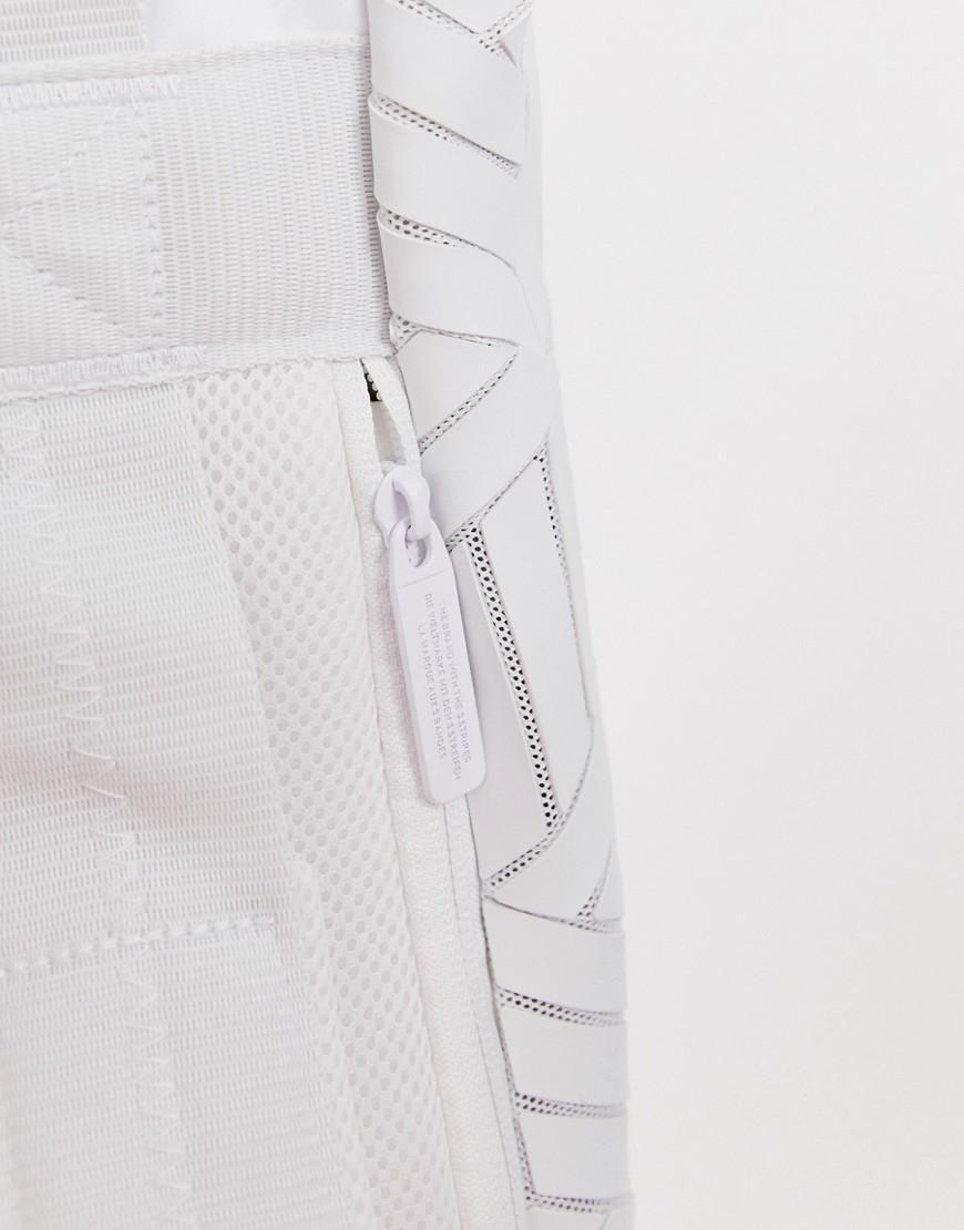 adidas Originals Geometric 3d Roll Top Backpack in Black - Lyst 078e4cb31e50a