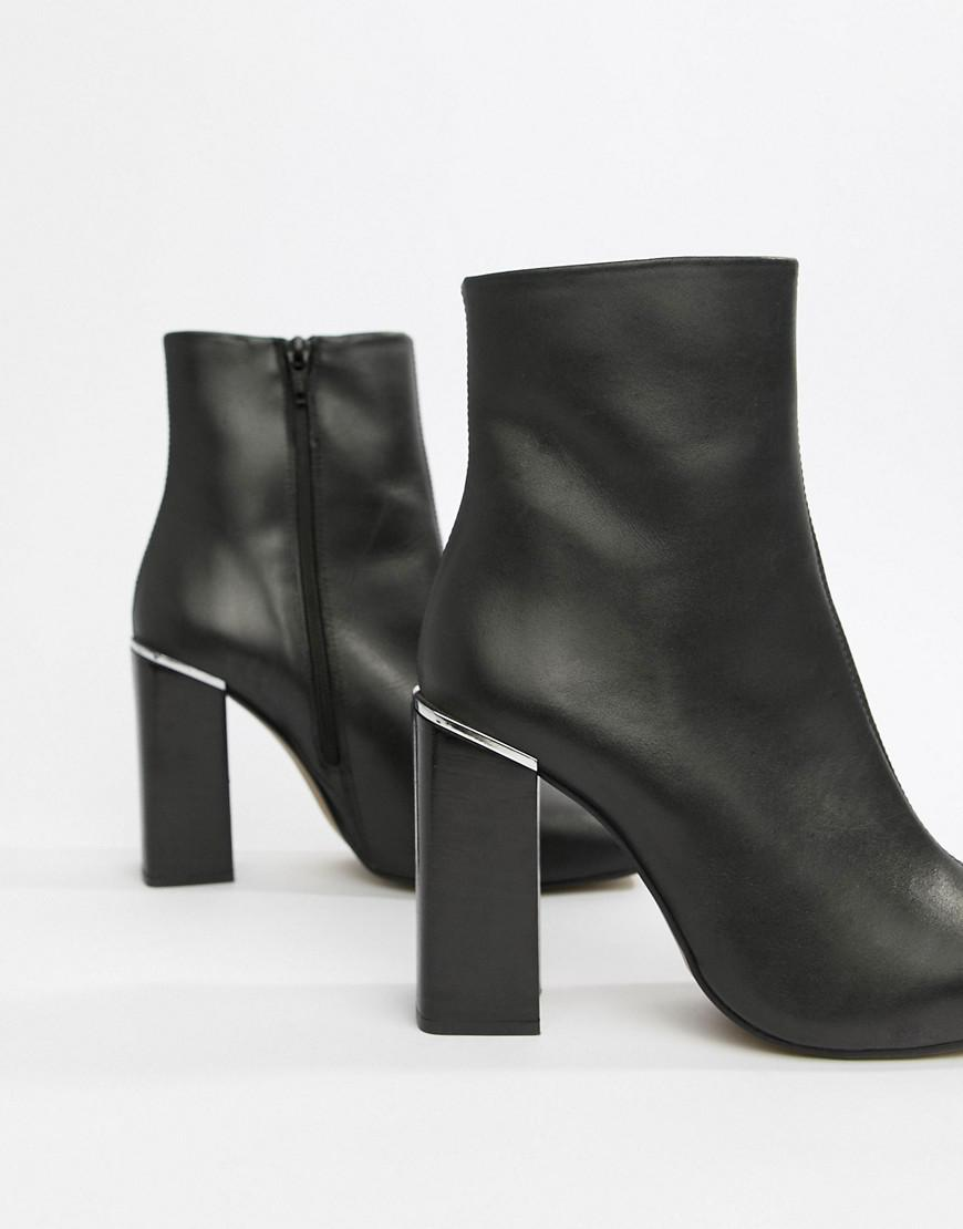 cheap sale from china DESIGN Verity leather heeled ankle boots really cheap price buy cheap 100% authentic outlet low price P4CpXjRqXr