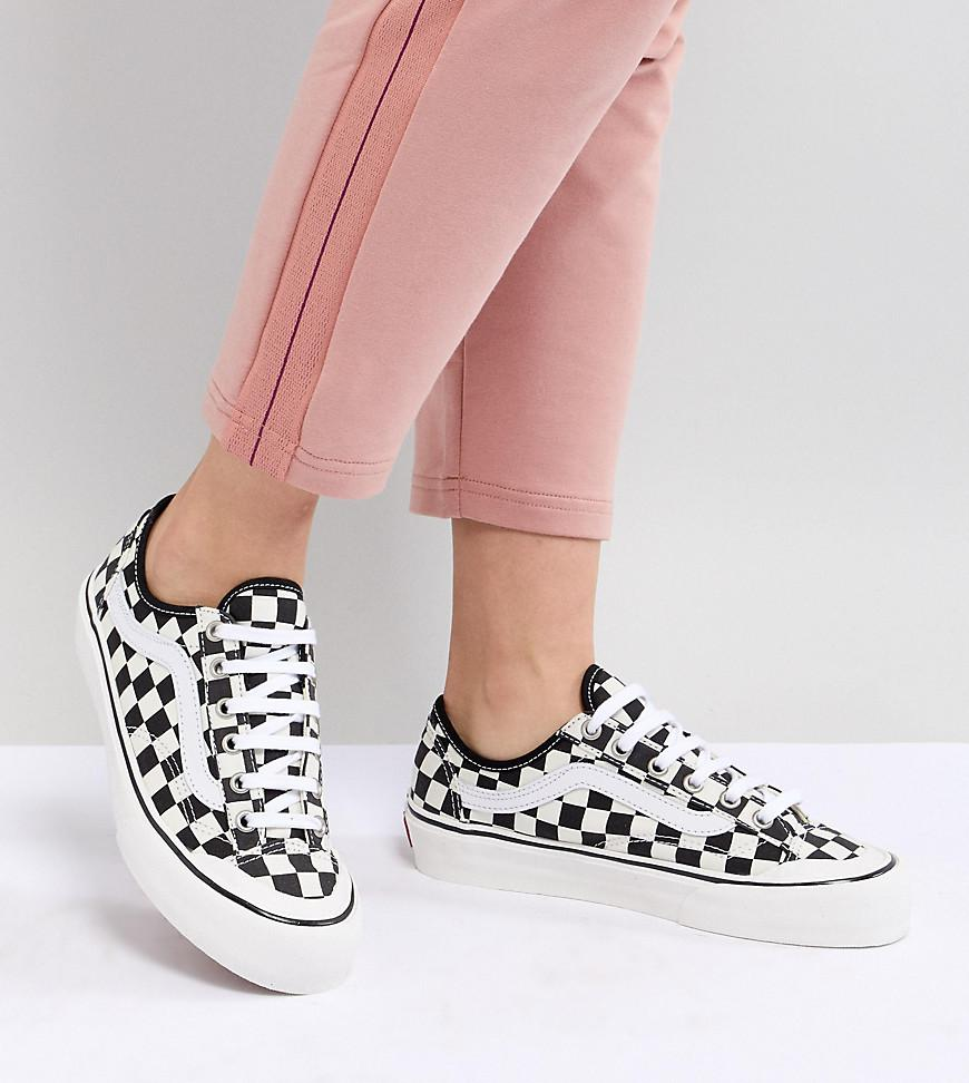 f541fde295 Vans Style 36 Trainers In Checkerboard in Black - Lyst