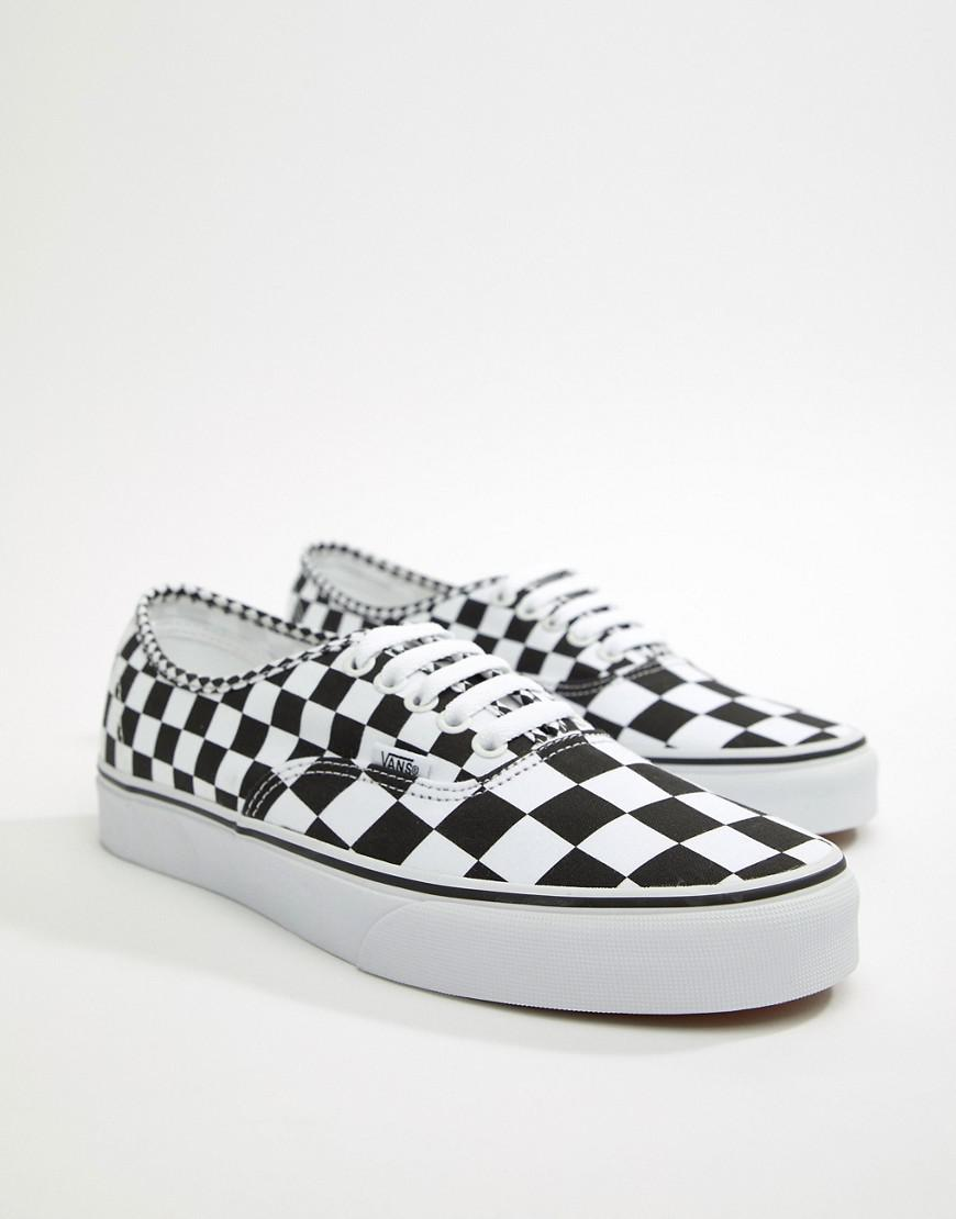 3e226711dee7 Vans Anaheim Authentic 44 Dx Trainers in Black - Save 53% - Lyst