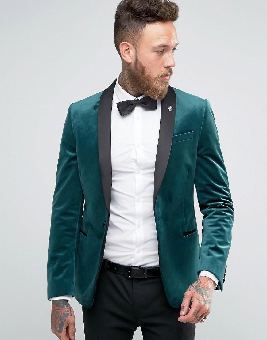 FGKKS 2017 nueva marca primavera masculina Blazer hombres