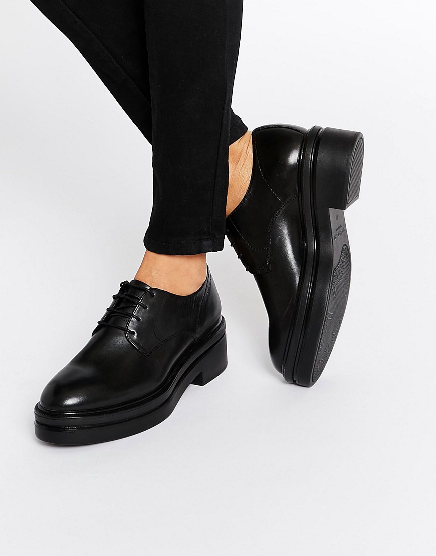 Lace Up Leather Shoes Cos