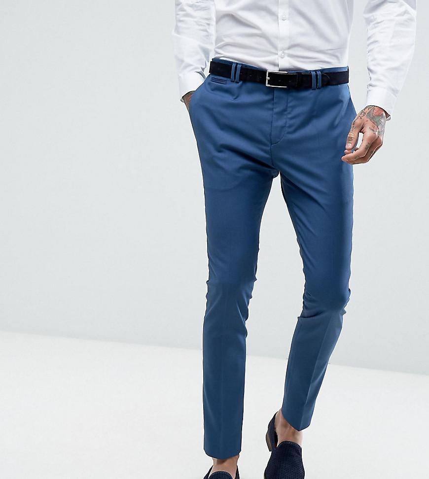 Skinny Trouser - Blue Noak RpM6Pl07R