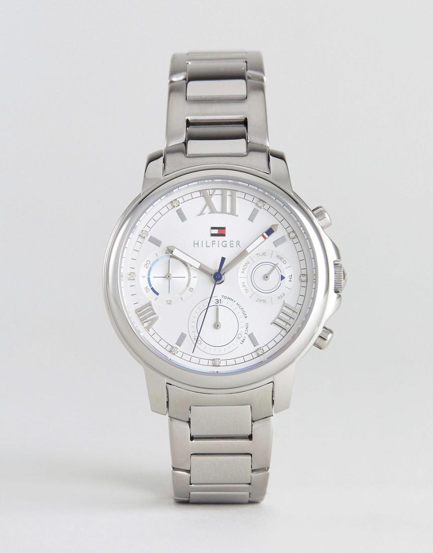825e1dc309ed2 Tommy Hilfiger 1781741 Claudia Bracelet Watch In Silver in Metallic ...