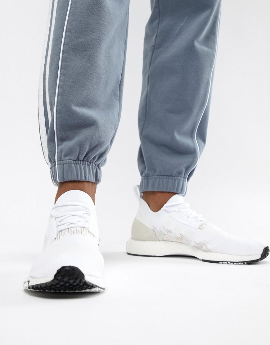 569dd3403 adidas Originals Nmd Racer Pk Sneakers In White B37639 in White for Men -  Lyst