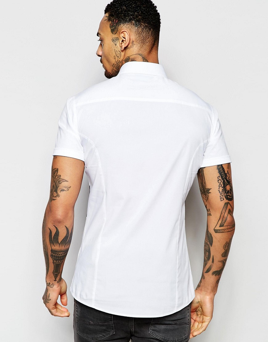 how to cut and sew a male shirt