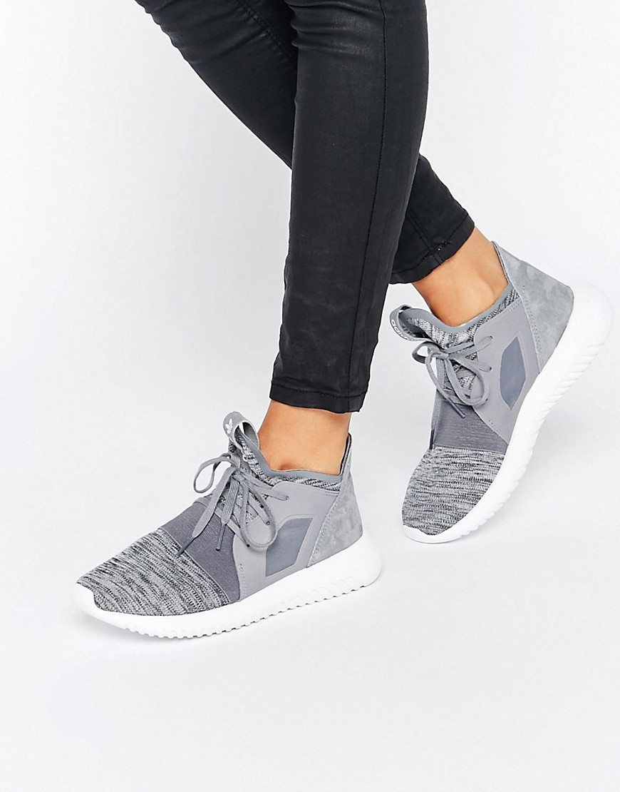 Adidas Gray Shoes For Women