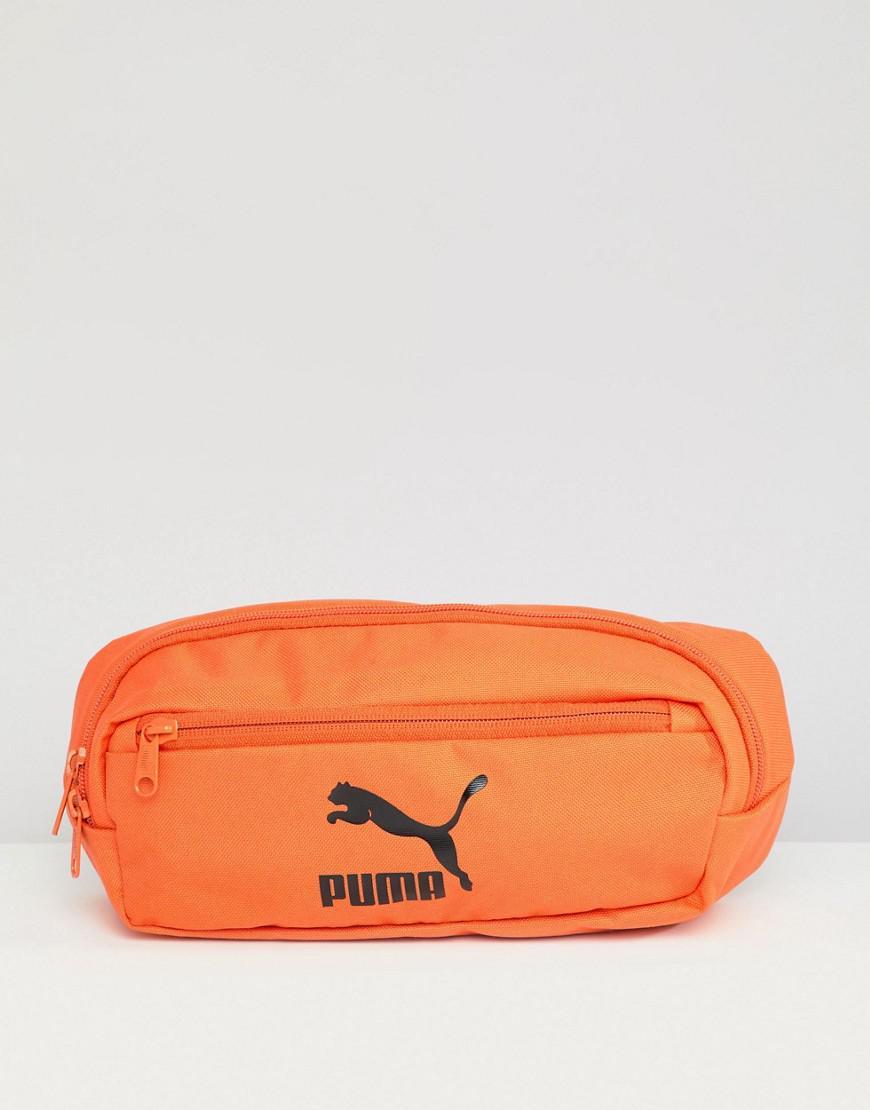 PUMA Bumbag In Orange Exclusive At Asos in Orange for Men - Lyst 241cae51a0