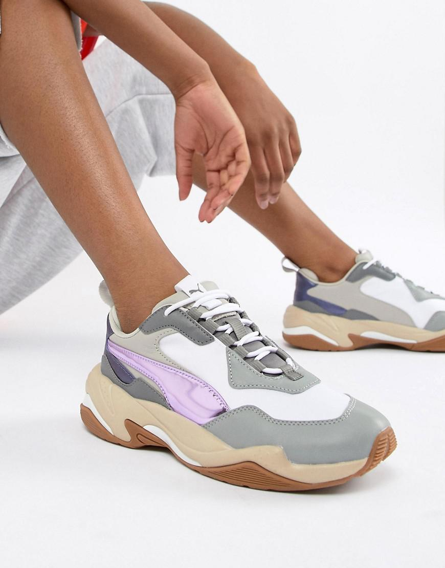 f18d01a96e2f PUMA Thunder Electric Lavender Trainers in Purple - Lyst