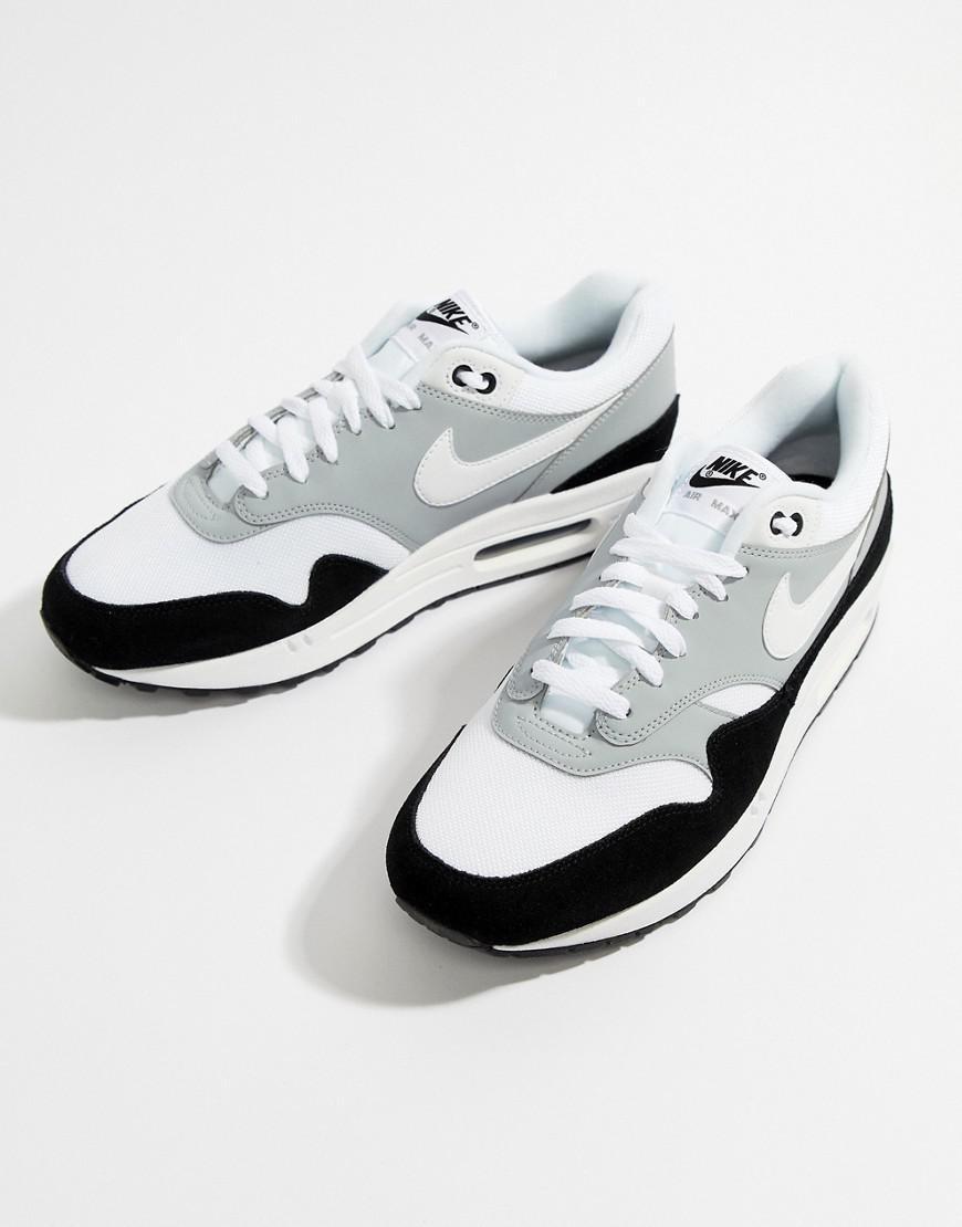 Air Max 1 Nike pour homme en coloris Gris Lyst
