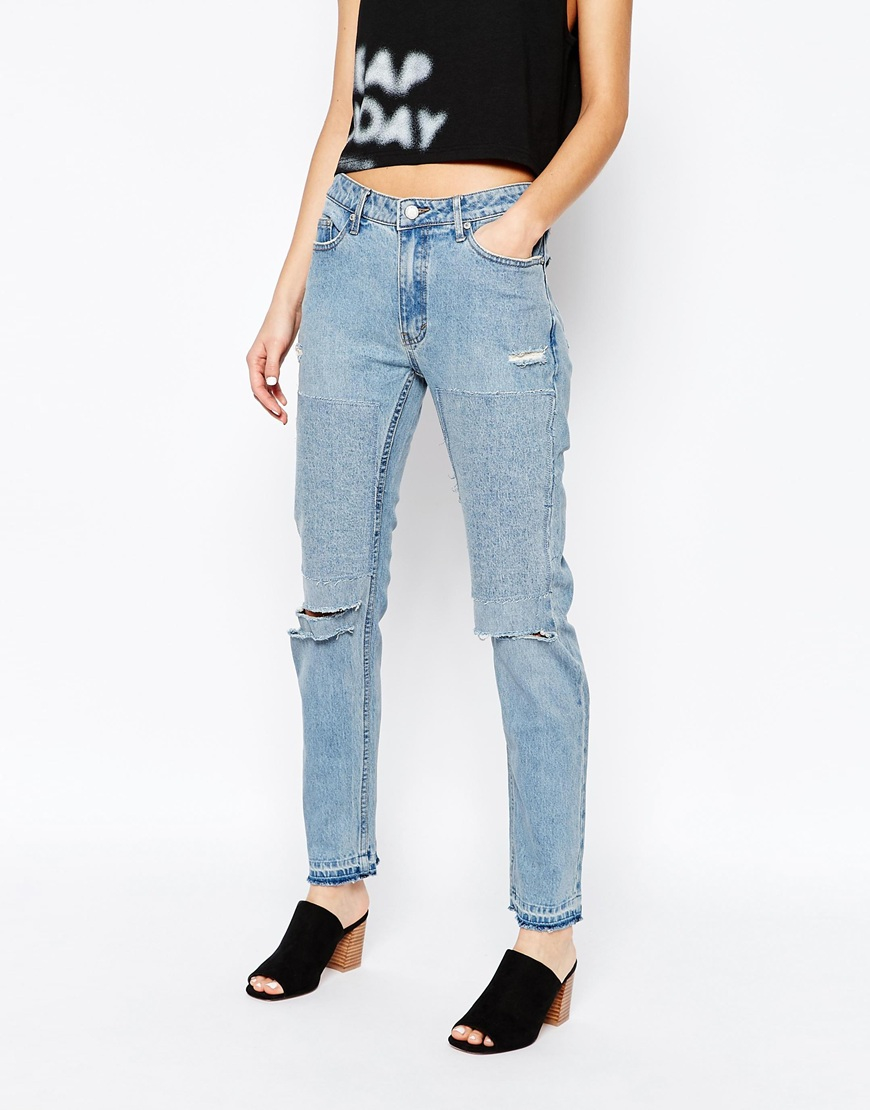 Discover boyfriend jeans on sale for women at ASOS. Shop the latest collection of boyfriend jeans for women on sale.