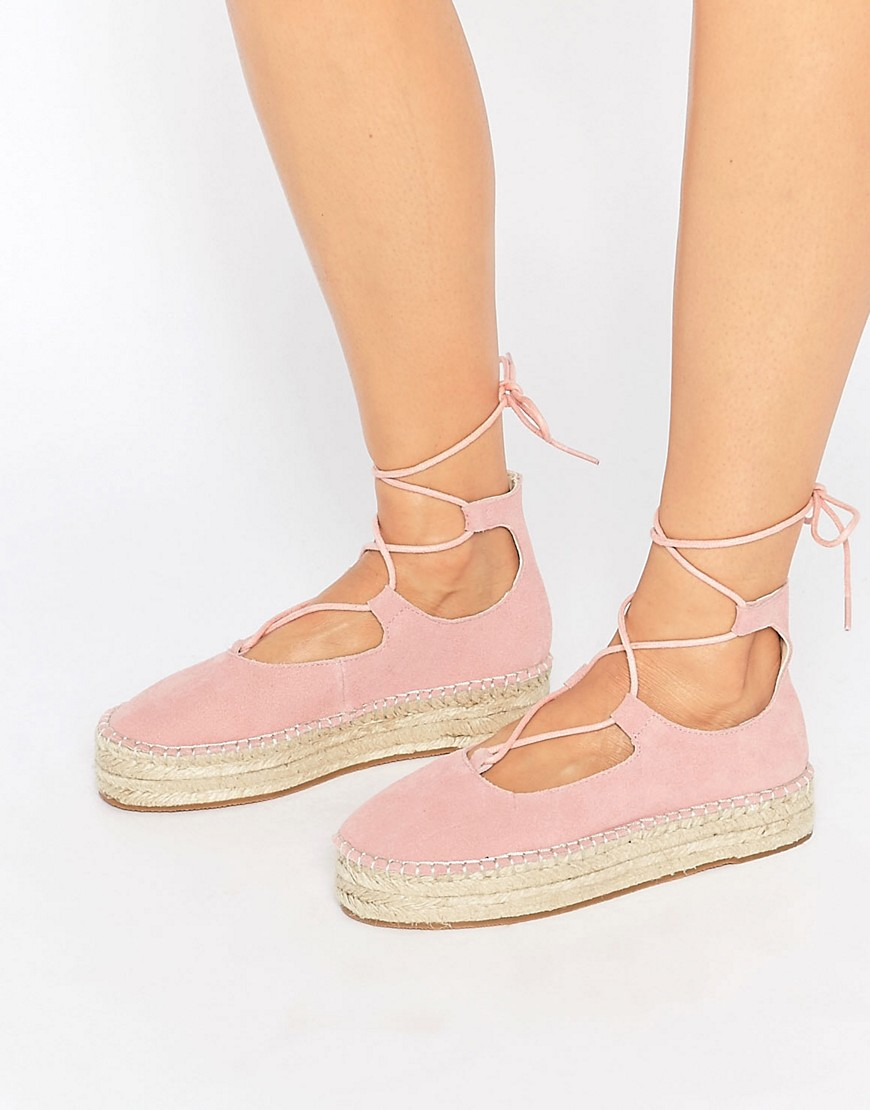 PIRATE - Espadrille - pink