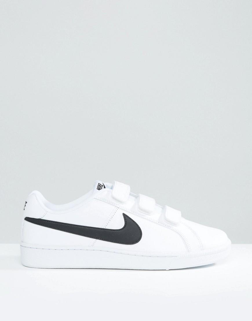 f084e3165dc Nike Court Royale Trainers In White 844798-100 in White for Men - Lyst