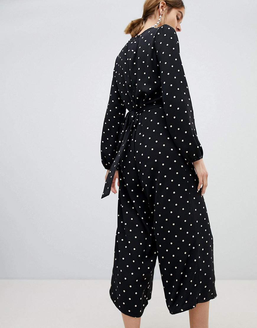 fdb73015eb8b Gallery. Women s Denim Jumpsuits Women s Black Overalls Women s Ruffle  Playsuits Women s Polka Dot ...