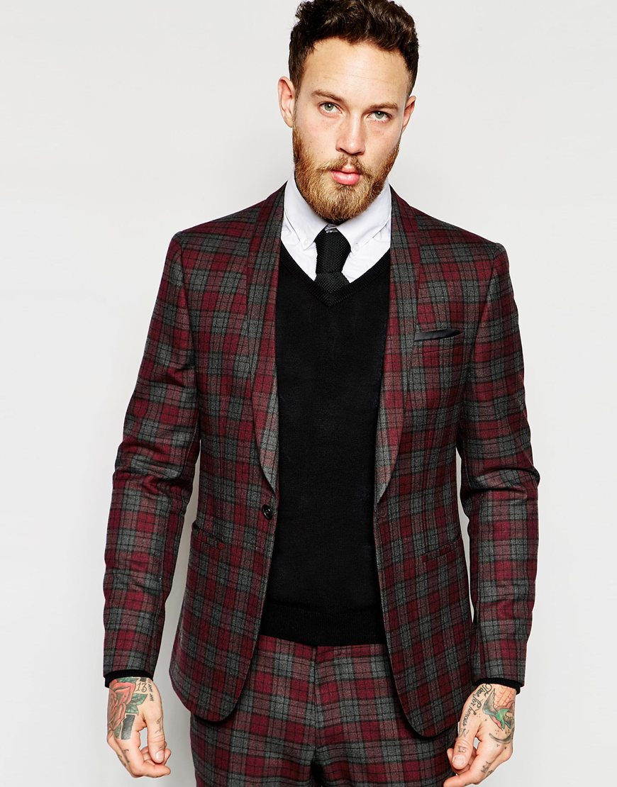 black single men in red house Sku#i_buy_28_3b mens black single breasted discount dress 2 or 3  sku#fr-15 mens red suit 2 button super 120's extra  $795 2 or 3 button suits $299 [299.