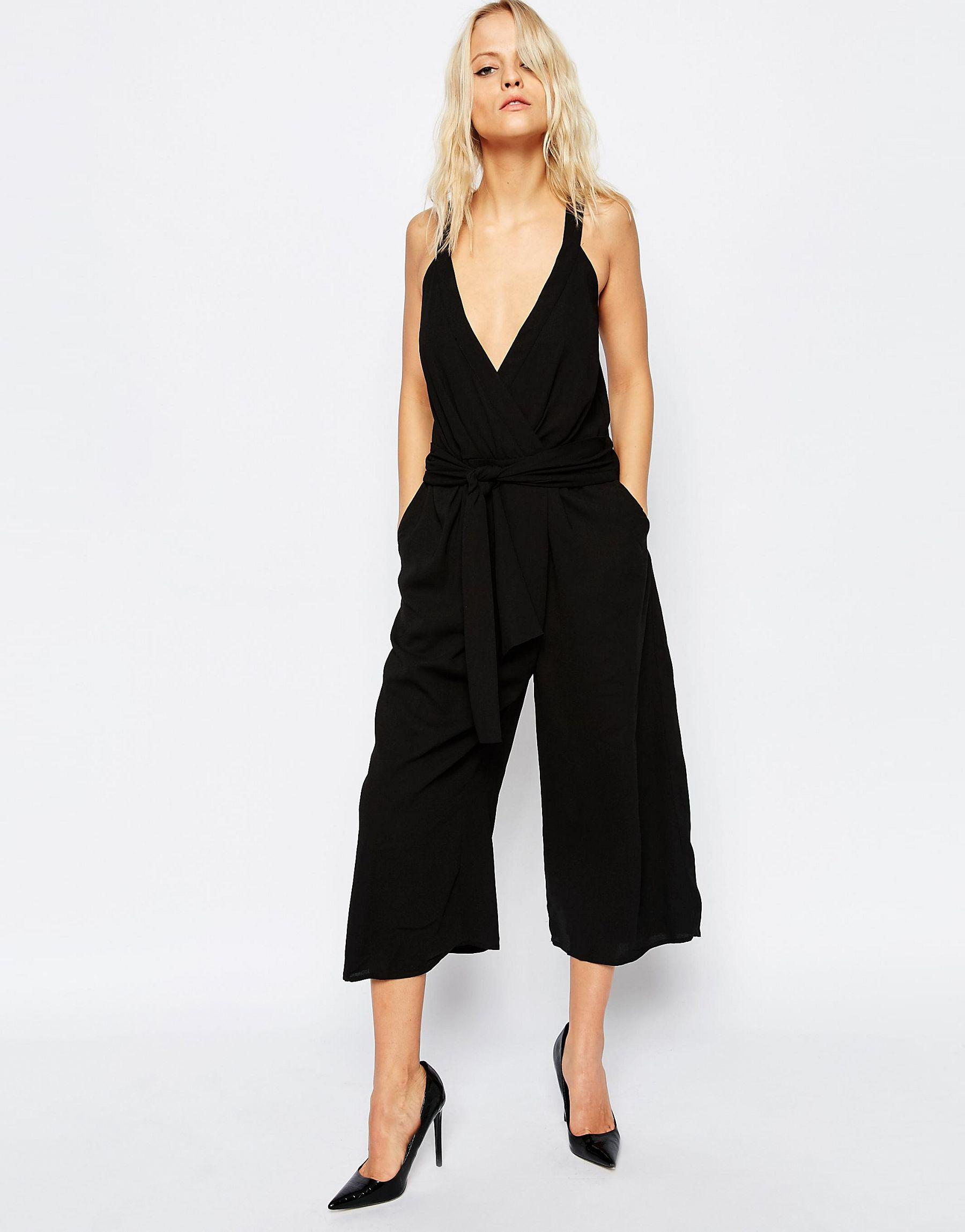 This is an image of Divine The Fifth Label Moonlit Jumpsuit