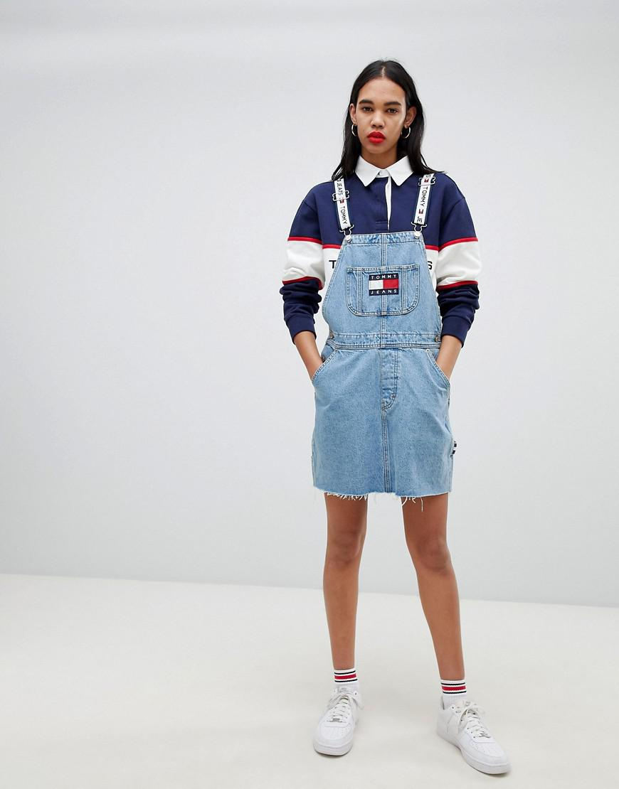 22c3021b Tommy Jeans Overall Dress - Barrier Surveillance