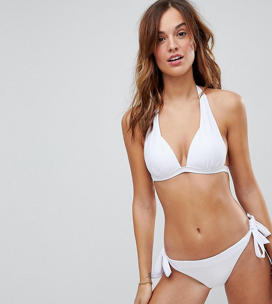 Mix And Match Super Push Up Bikini Top - White South Beach Cheap Huge Surprise 7BXYqn