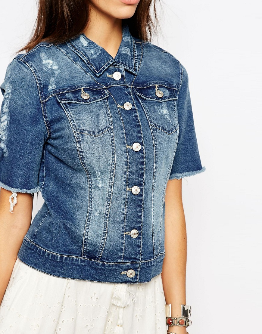 Denim + Trucker Jackets for Women. Shop Urban Outfitters and our curated collection of essential denim jackets. We have all the best women's jean jackets, from denim utility jackets, boyfriend denim jackets and trucker-style denim jackets.