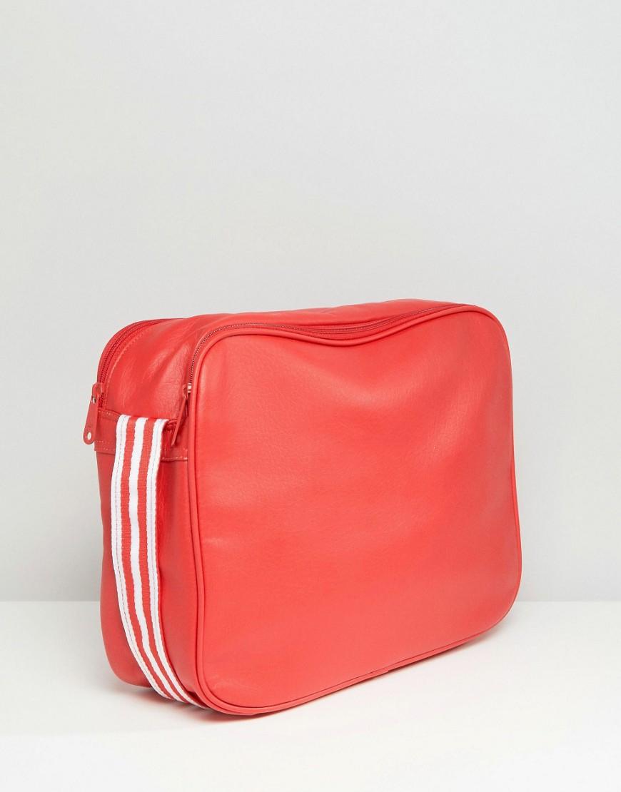 73aef0670d4a Lyst - adidas Originals Airliner Adicol Bag in Red for Men