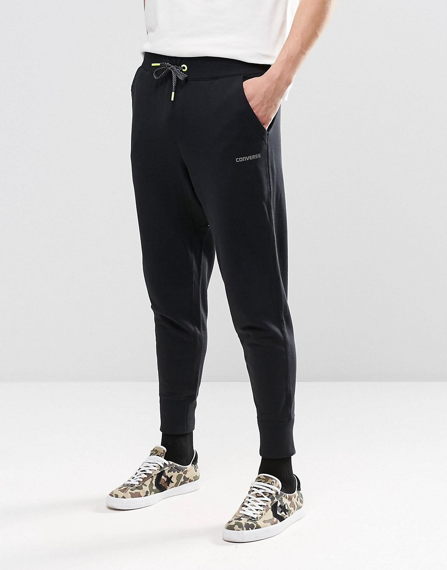 New Converse  Converse Joggers With Contrast Trims At ASOS
