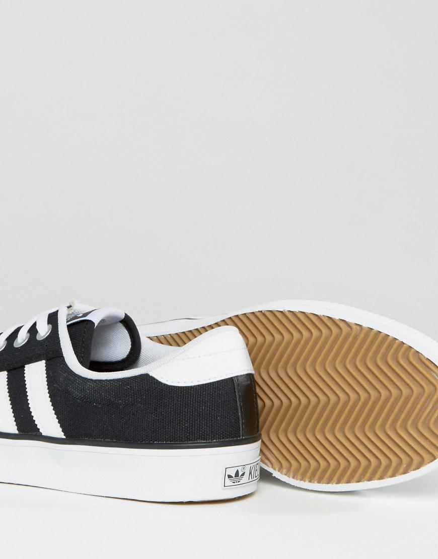 Lyst adidas originali adidas skateboard kiel formatori in nero