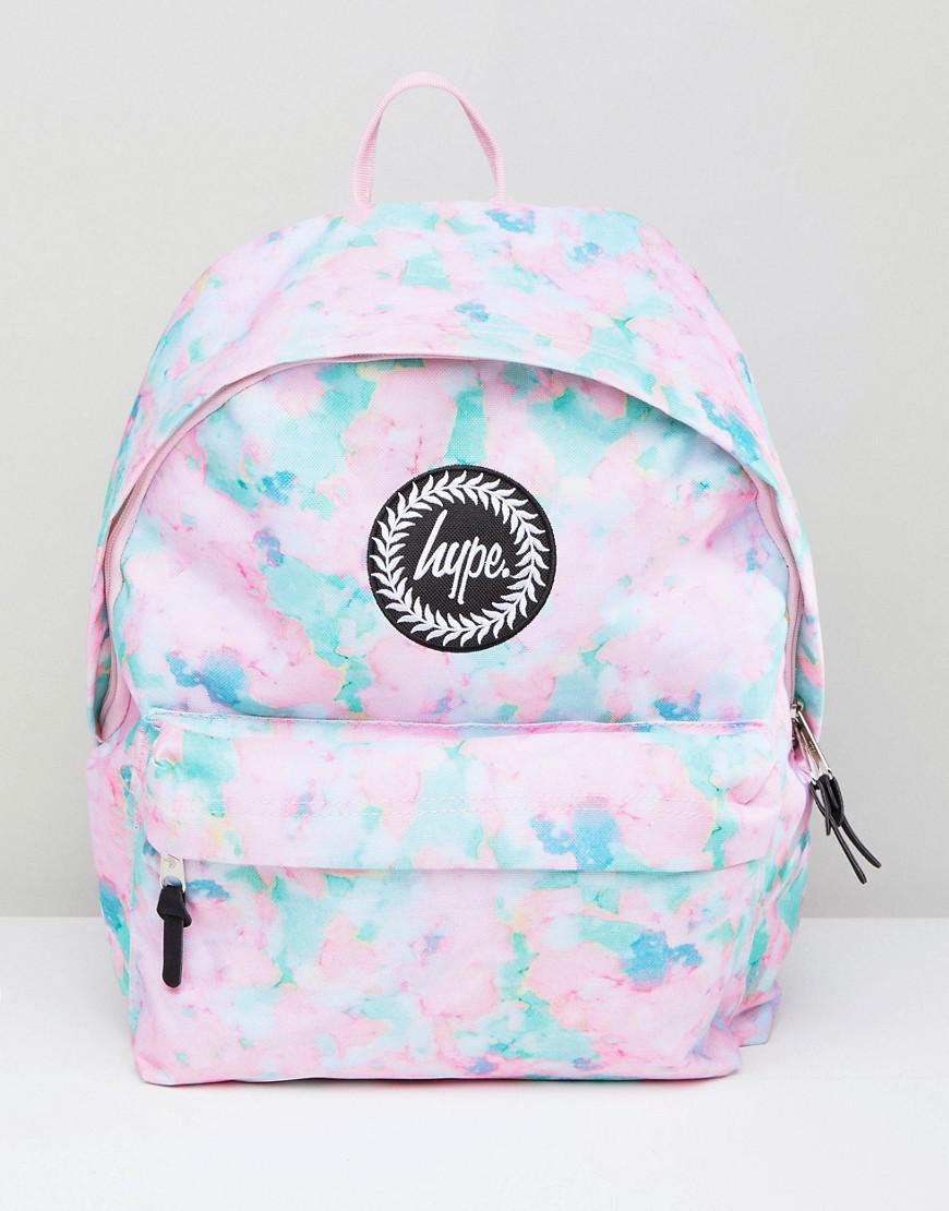 bb6ec63789ff Hype Mint Sponge Backpack in Pink - Lyst
