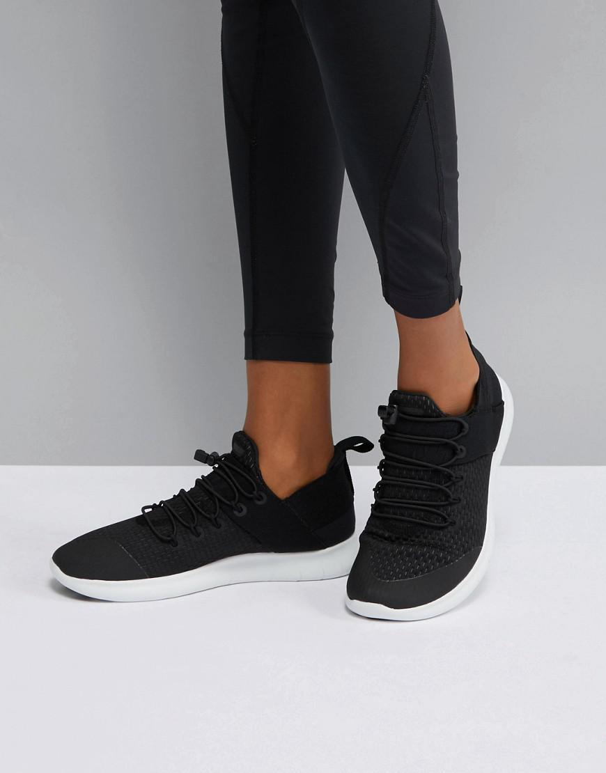 Nike Free Run In Commuter Trainers In Negro In Run Negro Lyst fe707d