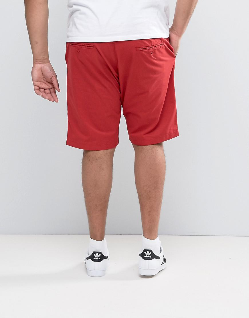 Slim Cargo Shorts - Red French Connection 9I0duWpF