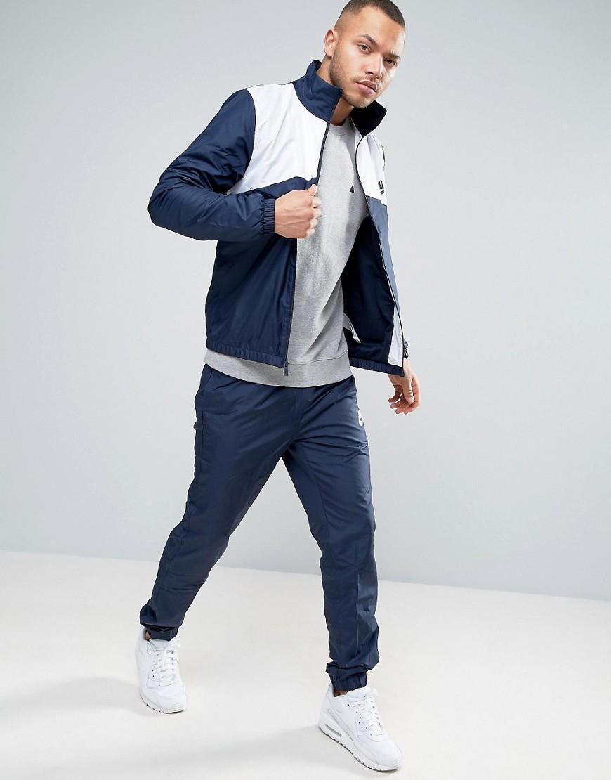 Lyst Nike Tracksuit Set In Blue 832844 452 In Blue For Men