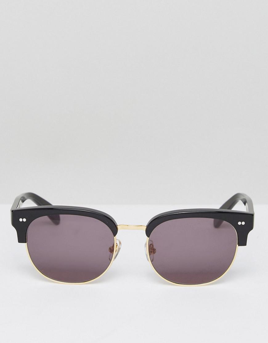 ab3cf1758ee Lyst - Wildfox Club House Sunglasses in Metallic