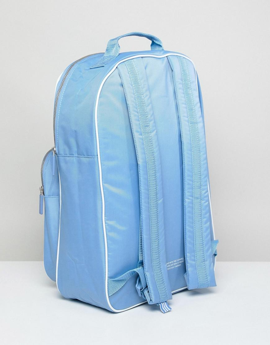 146c39f4d9 adidas Originals Adicolor Backpack In Blue Cw0631 in Blue for Men - Lyst
