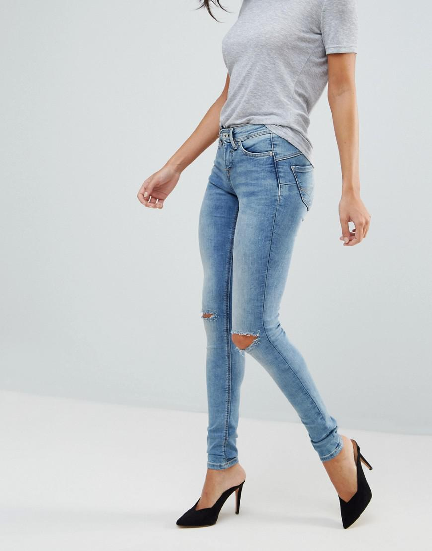 Djanko Skinny Jeans - Dark blue vintage Blend Sale Footlocker Ebay Online NTRSTNPclN