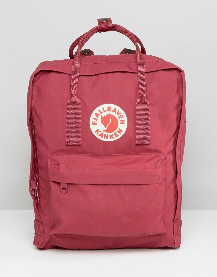 Lyst Fjallraven Kanken Classic Plum Backpack In Purple Eastpak Padded Pakamp039r Quilt Sunday Gallery