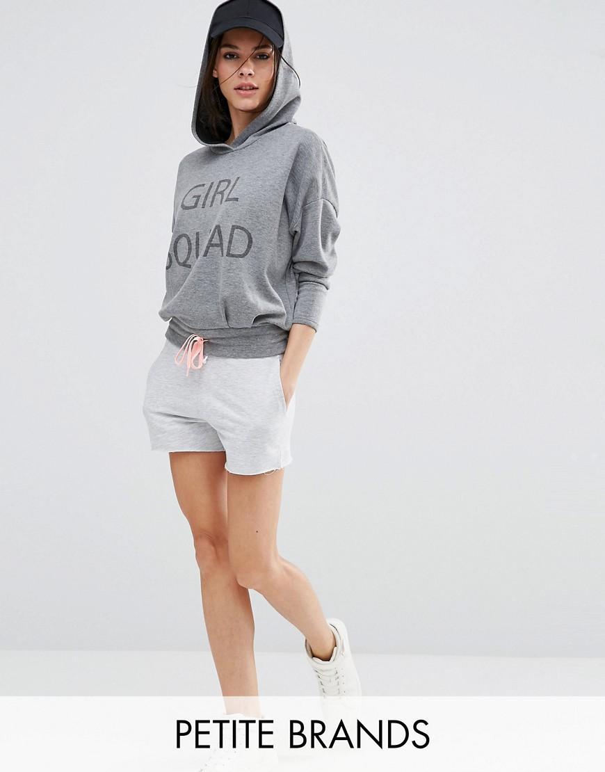 Petite hoodie