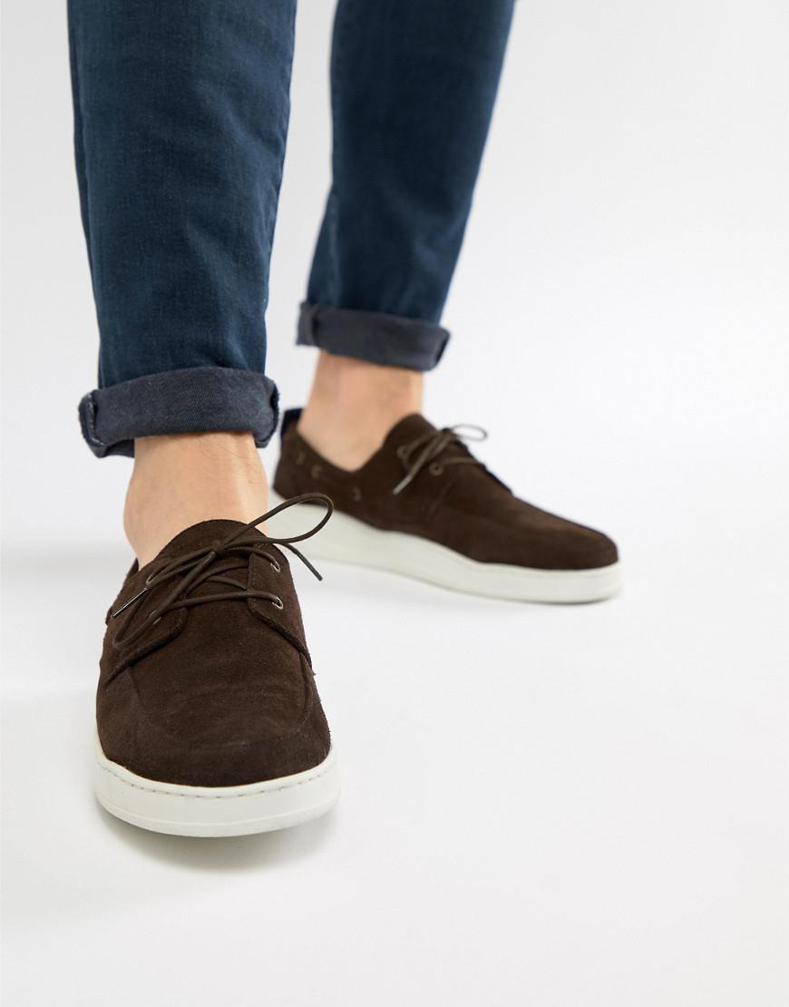 Chaussures Bateau Design Asos Gris Chiné - Gris pKS7WHe5BQ